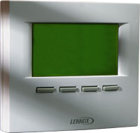 Lennox Network Control Panel
