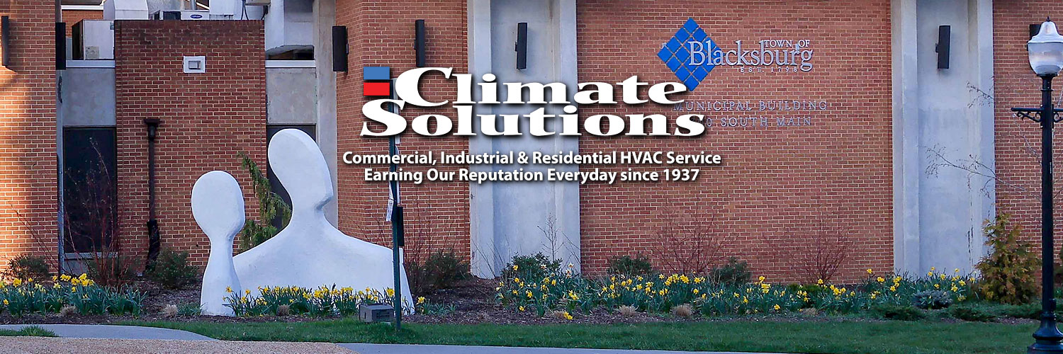 Blacksburg HVAC Service & Repair