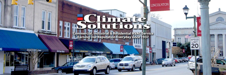 Lincolnton HVAC Service & Repair